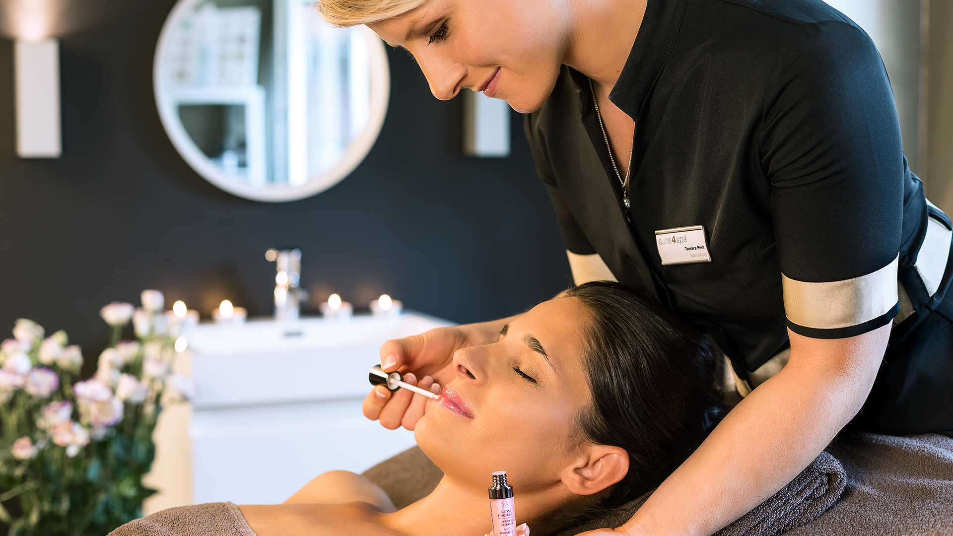 Kosmetik Make up Wellnesshotel Bodensee